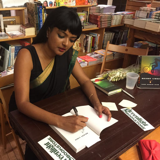 Cover Photo: Bri Hightower/Girl With a Book Blog