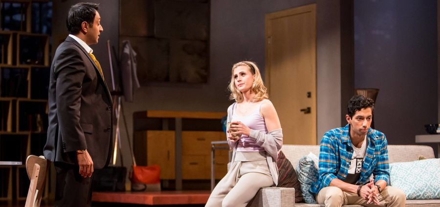 Cover Photo: DISGRACED at GUTHRIE THEATER, MINNEAPOLIS Photo by Dan Norman