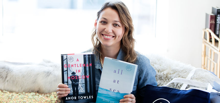 Cover Photo: Five Questions for Jennifer Dwork at Book of the Month by Morgan Jerkins