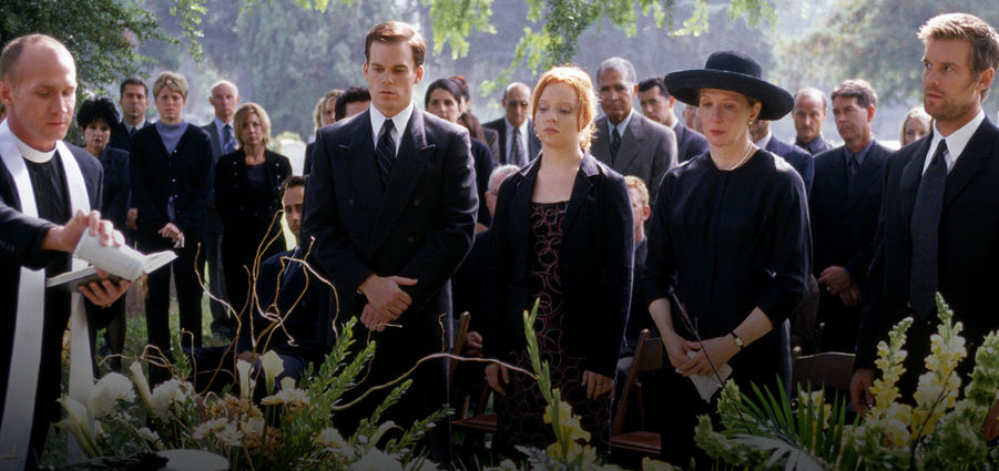 Cover Photo: from HBO's series Six Feet Under.