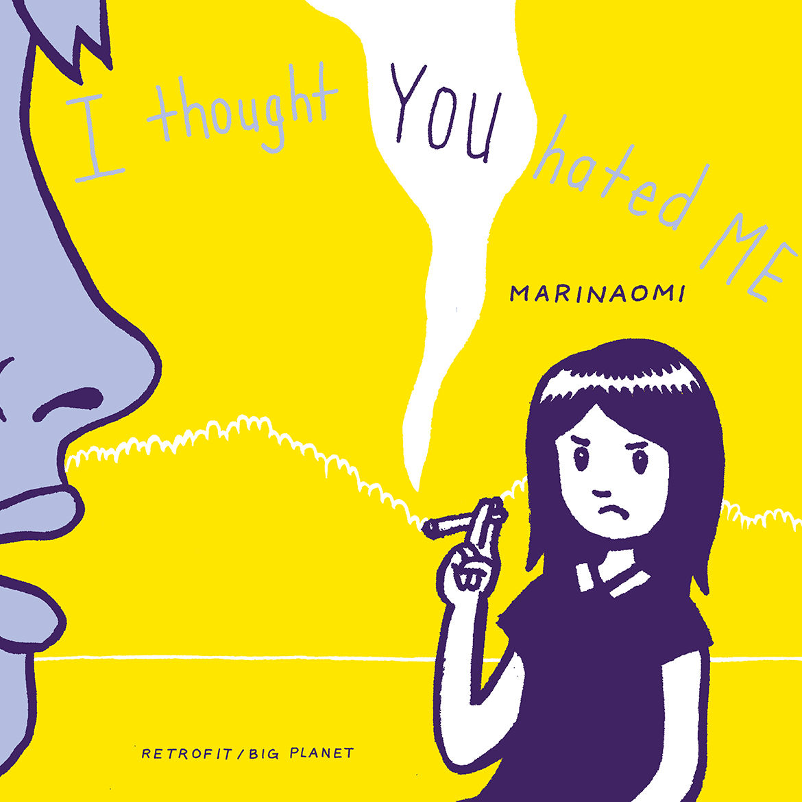 Cover Photo: The Making of a Comics Memoir by MariNaomi !