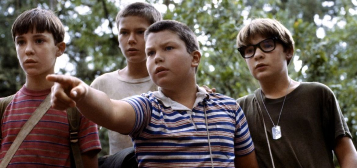 """Cover Photo: From the film """"Stand By Me"""""""