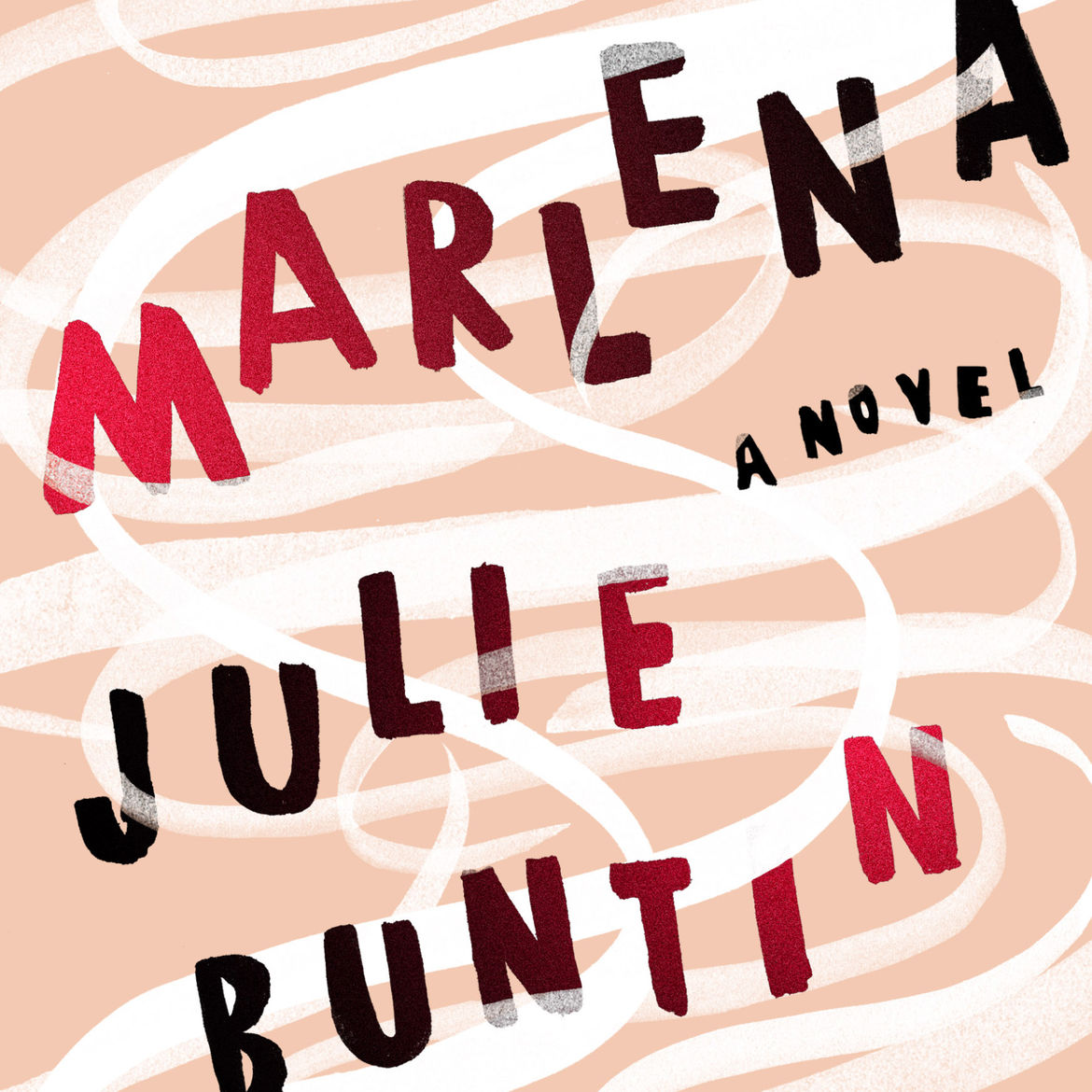 Cover Photo: detail of MARLENA cover