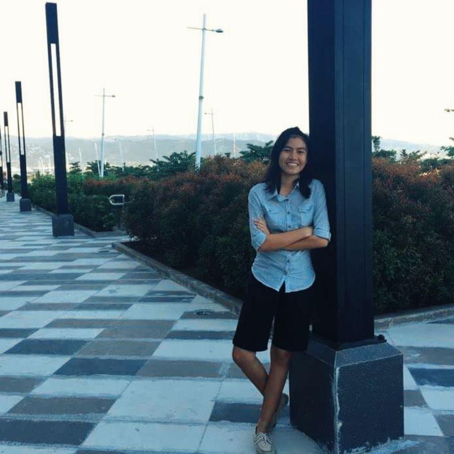 Cover Photo:  Desiree Aloba Carabio