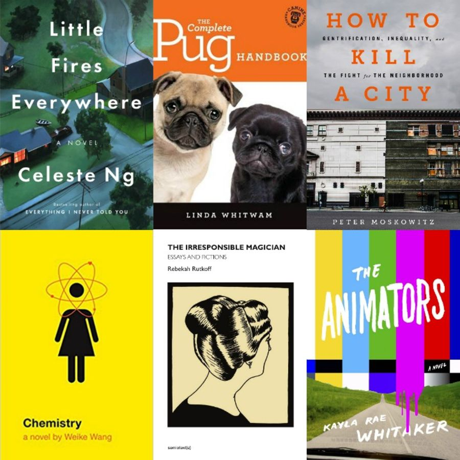 Cover Photo: Catapult Staff Reads by Catapult Story