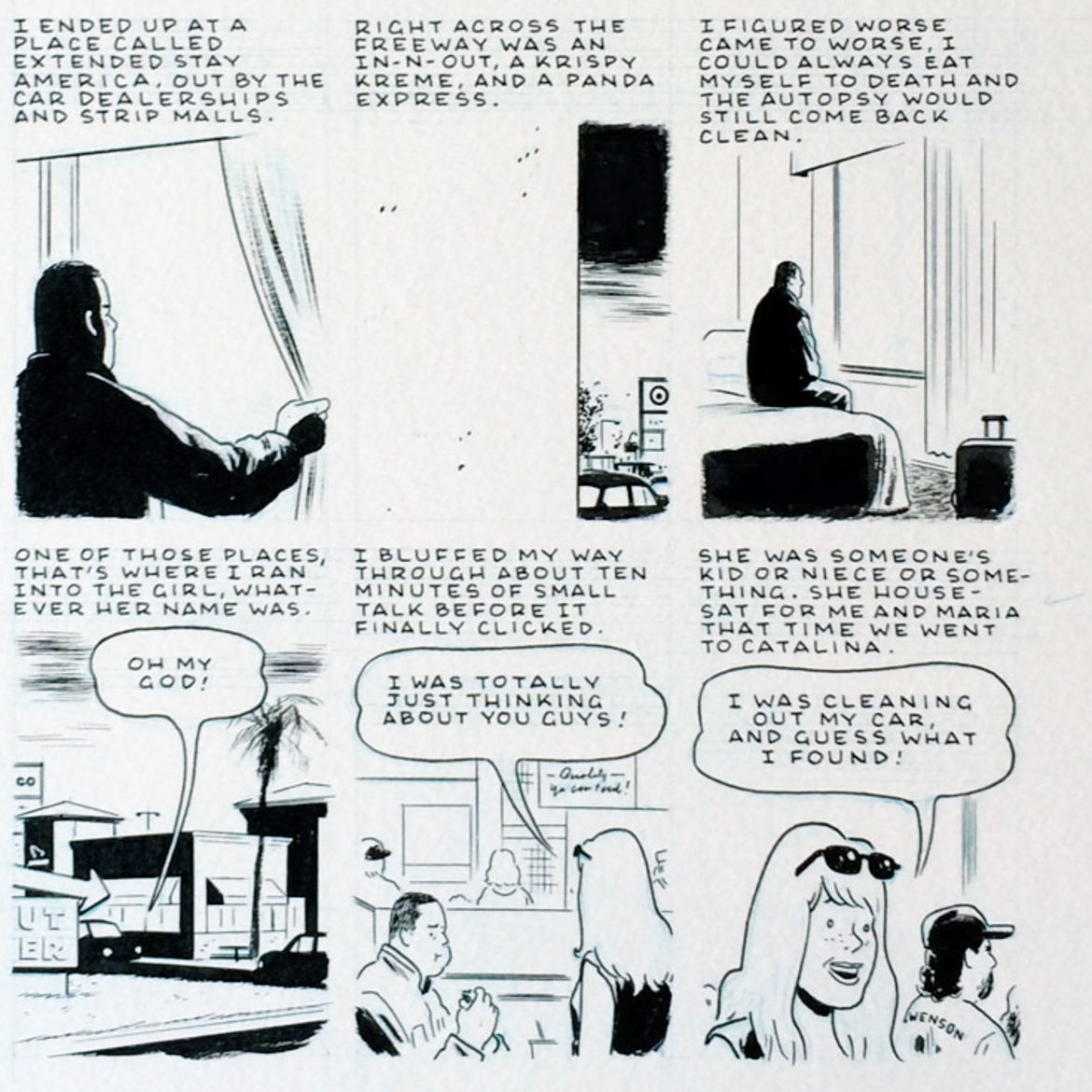 Cover Photo: Adrian Tomine