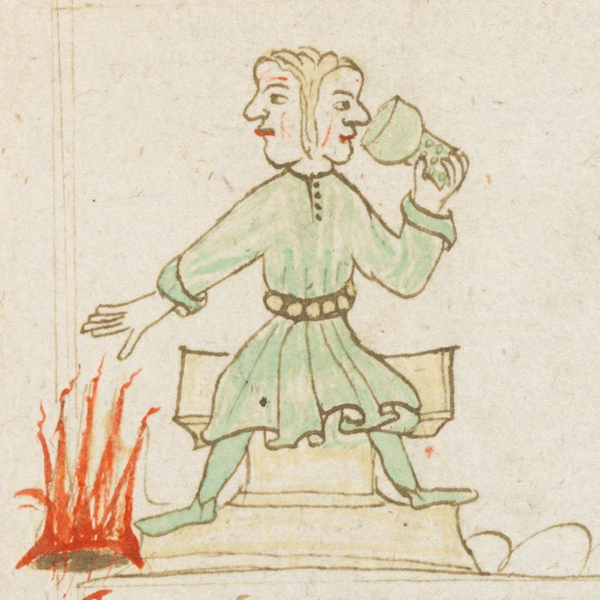 Cover Photo: photo by e-codices/flickr