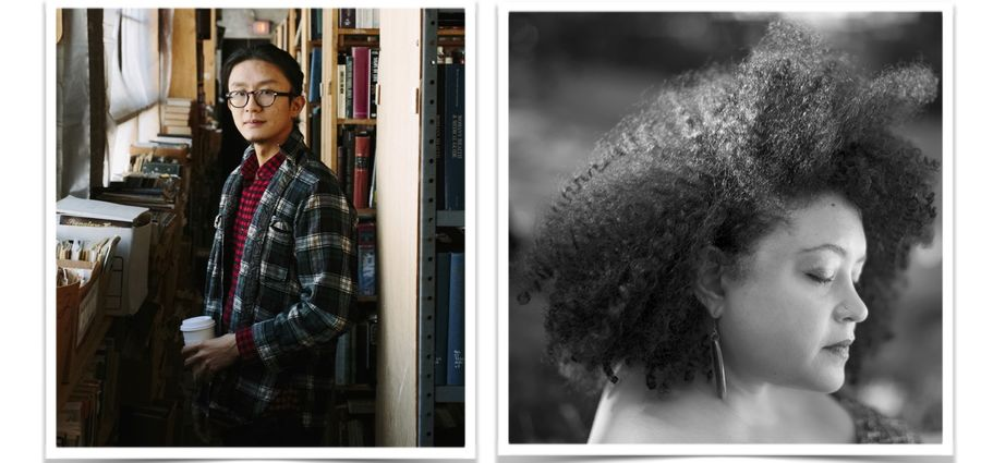 Cover Photo: Jack Cheng (author photo by Wesley Verhoeve); Yesenia Montilla (author photo by Ana Leiva)