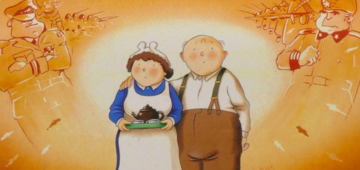 Cover Photo: image from 'When the Wind Blows'
