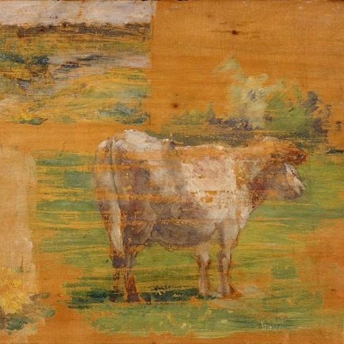 Cover Photo: Study of a Cow, by Kuroda Seiki, Kagoshima City Museum of Art, Kagoshima, Japan. From Wikimedia Commons.