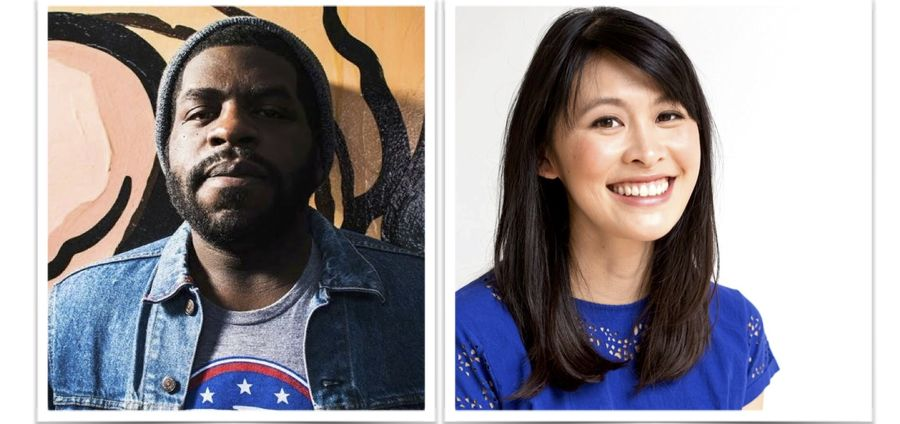 Cover Photo: Hanif Abdurraqib; Rachel Khong (author photo by Andria Lo)