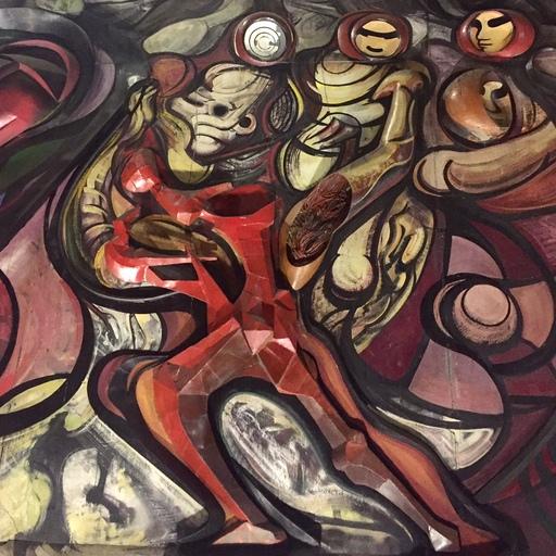 Cover Photo: Polyforum Cultural Siqueiros / photo courtesy of the author