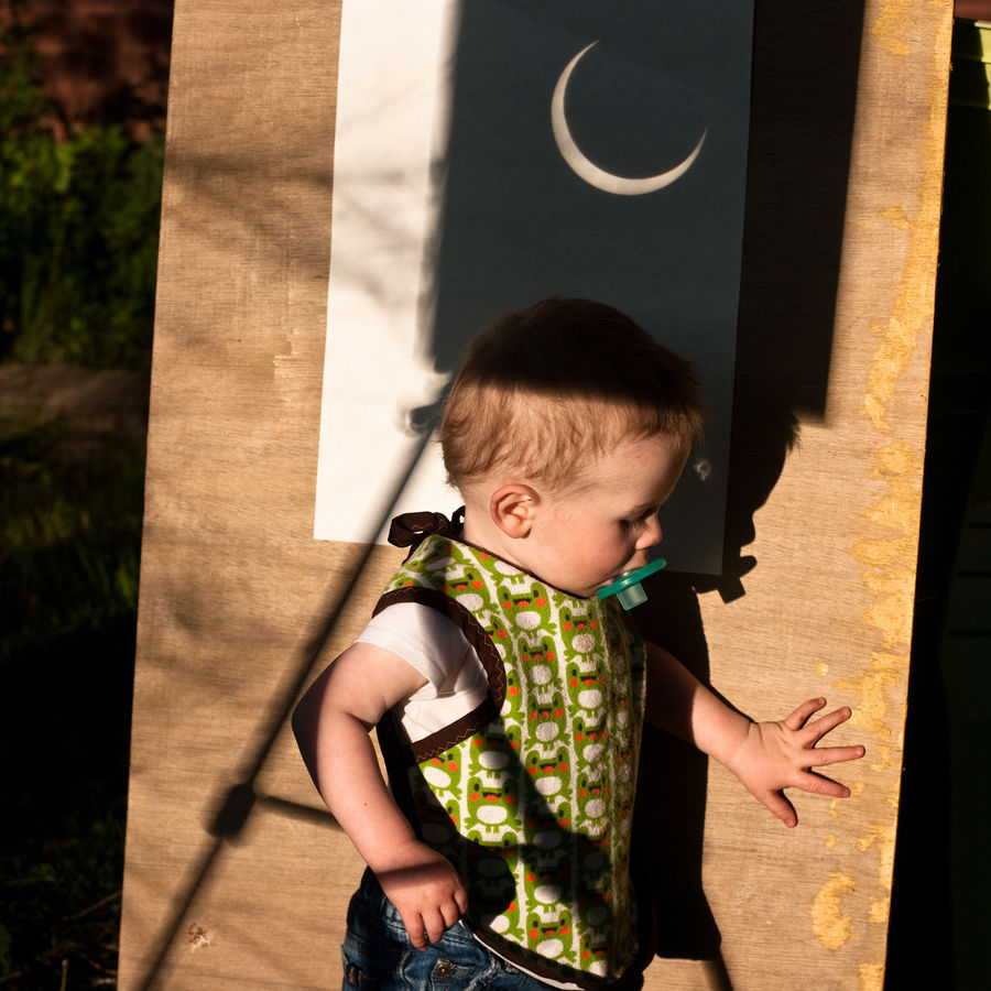 "Cover Photo: Todd Petersen, formatted from ""Max and the Eclipse,"" via Flickr"