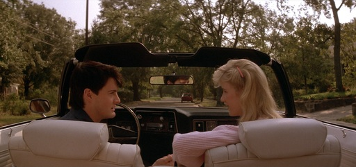Cover Photo: Kyle MacLachlan and Laura Dern in 'Blue Velvet' (1986)
