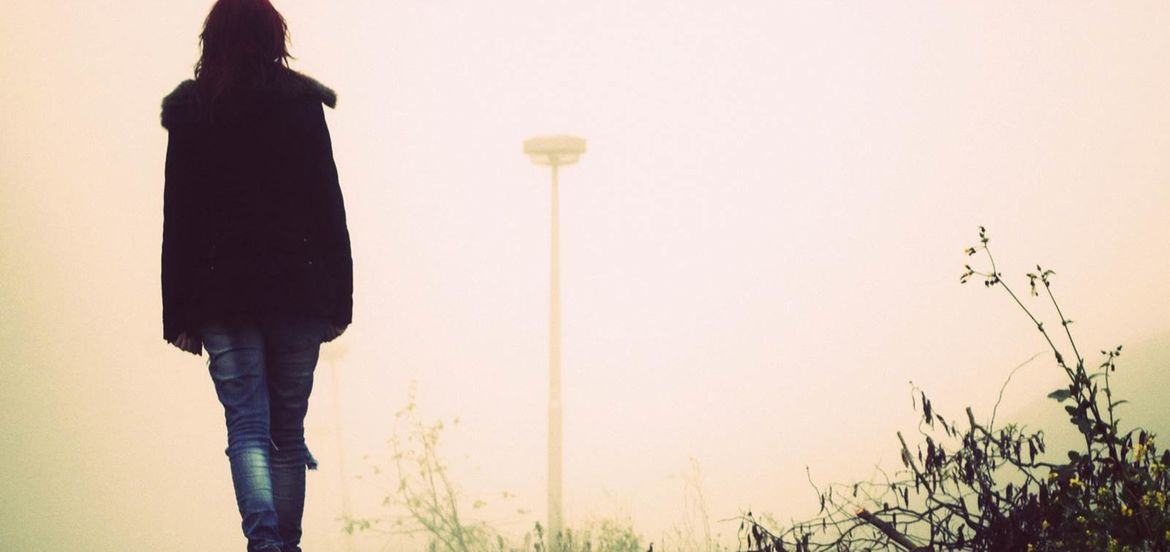 Cover Photo: It's Okay To Walk Away by Lauren Suval