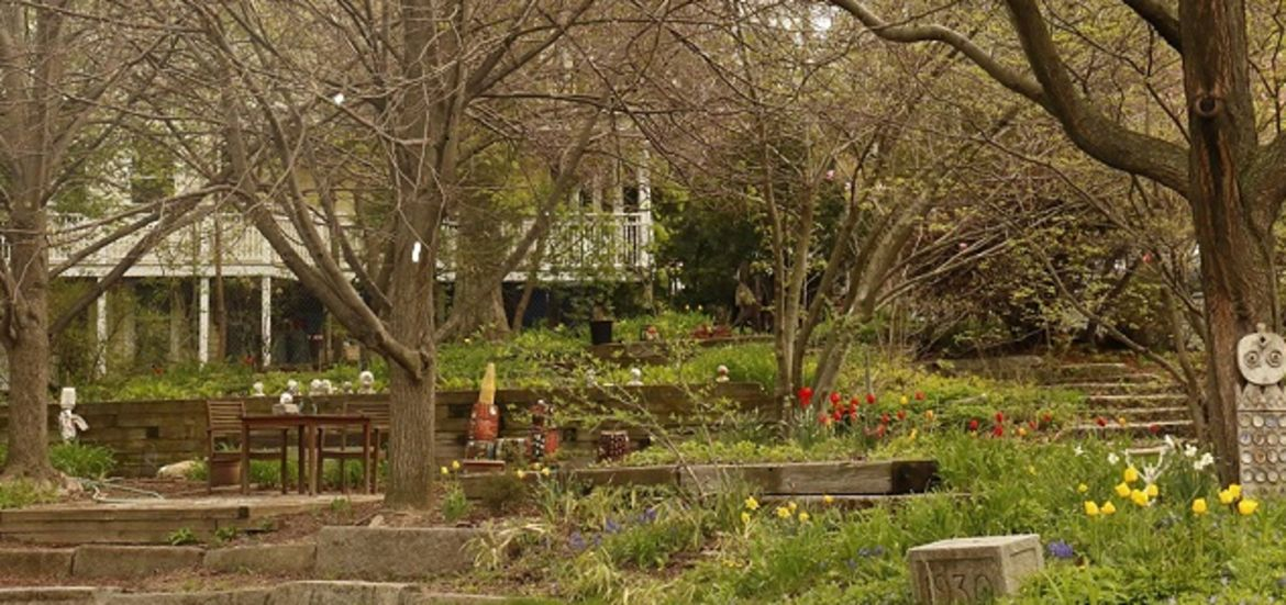 Cover Photo: A Favorite Place by Monica Hileman