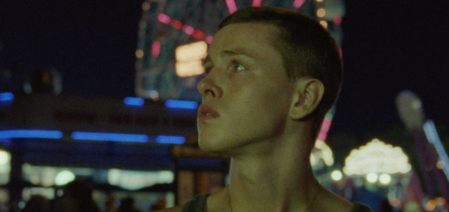 "Cover Photo: Still from the film ""Beach Rats."""