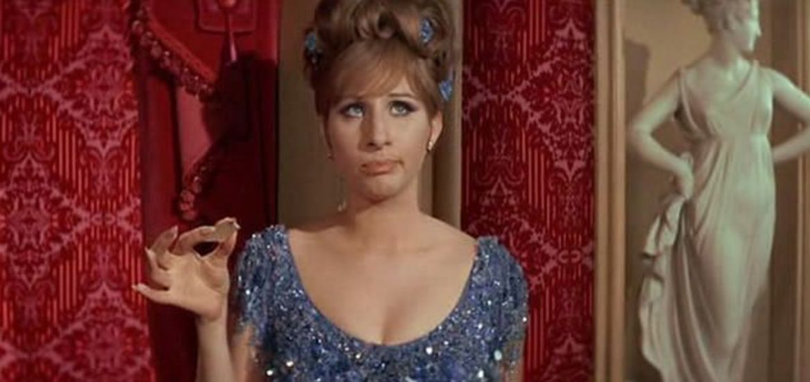 Cover Photo: Barbra Streisand in 'Funny Girl,' 1968