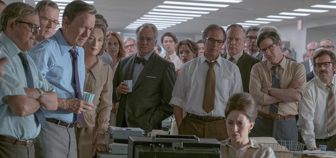 Cover Photo: 'The Post' (2017)