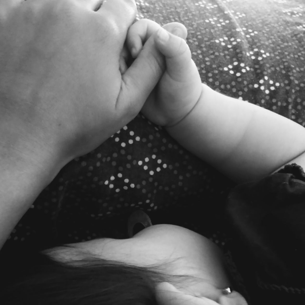 Cover Photo: Nobody tells you this about motherhood. by Solange Cifre