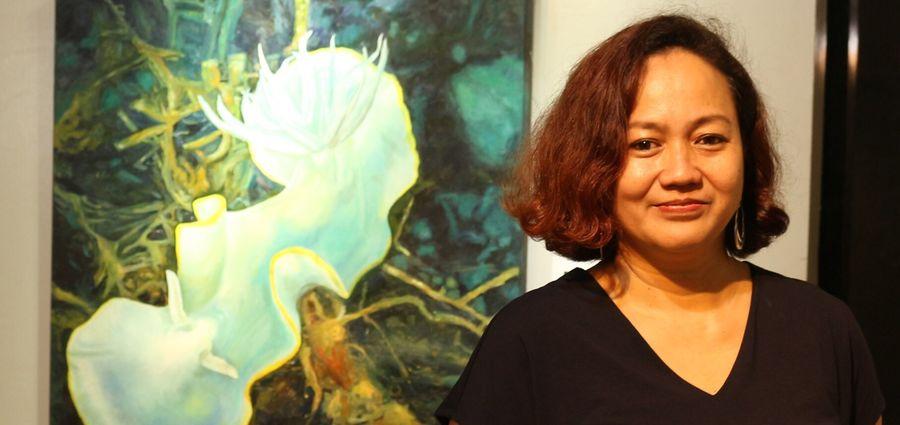 Cover Photo: Yvette Malahay-Kim   Photo by Alyssa Camille Baldelovar