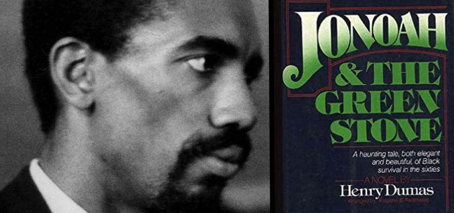 "Cover Photo: ""Jonoah and the Green Stone"": A Novel by Henry Dumas by Michael Gonzales"