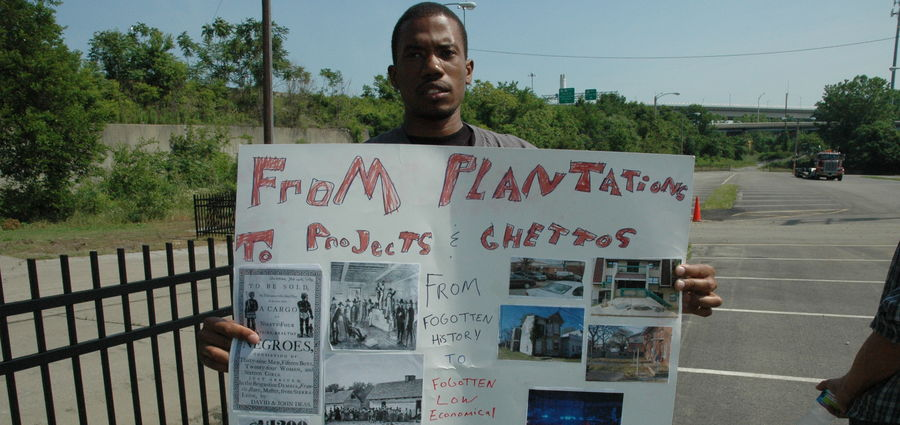 """Cover Photo: Alison, """"Reclaim Richmond's African Burial Ground,"""" via Flickr"""