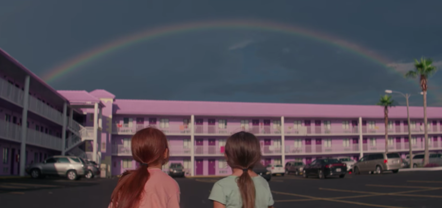 "Cover Photo: Screencap from ""The Florida Project"""