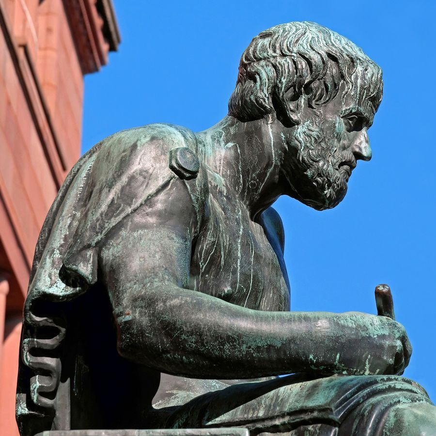 Cover Photo: Why Aristotle Is So Important by Chad Ganowski