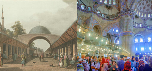 Cover Photo: Old and New Turkey Square Off by Paul Osterlund