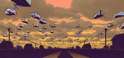 Cover Photo: Illustration by J. Longo for Catapult
