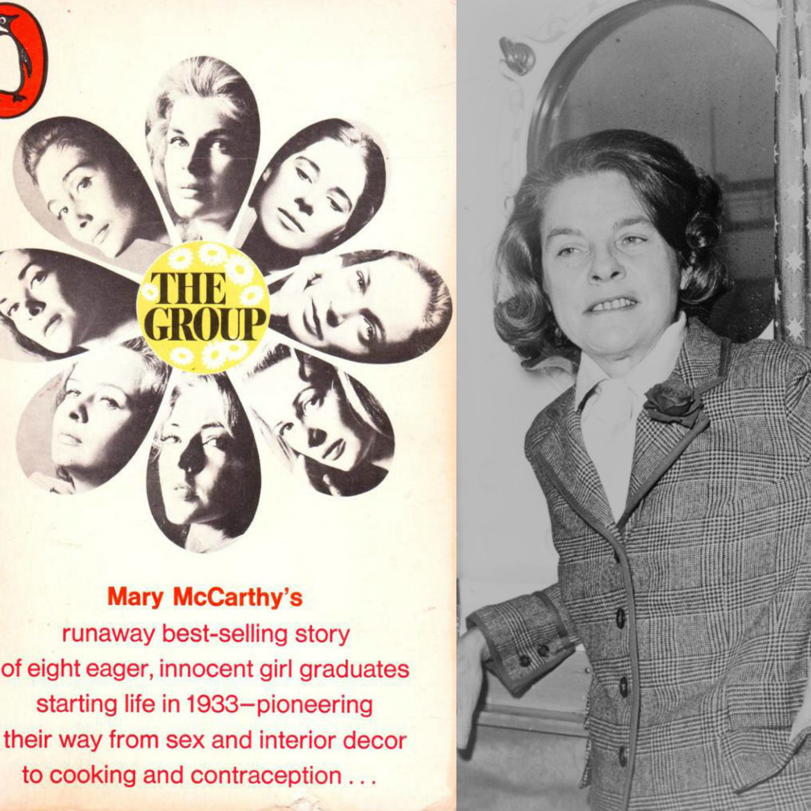 """Cover Photo: Mary McCarthy's """"The Group"""": Three Queer Readings by Callum Angus"""