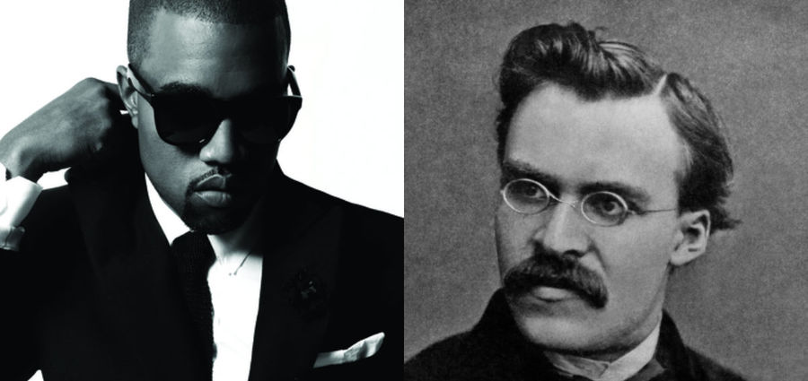 Cover Photo: Nietzsche and Kanye Don't Know Shit About My Migraine Pain by Lorraine Berry