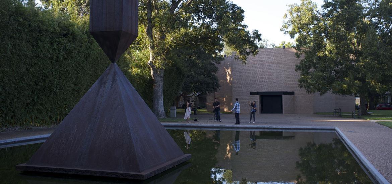 Cover Photo: Rothko Chapel, Houston | photo by Aleksandr Zykov/flickr